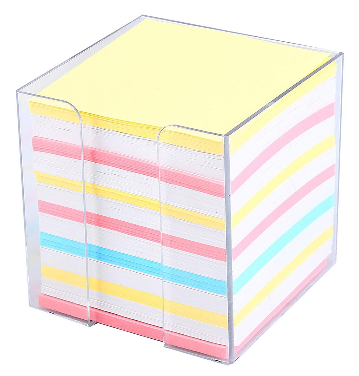 Стамм Блок для записей 9 x 9 см блок бумаги д записей np fg 0009
