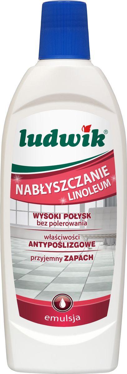 Эмульсия Ludwik, для придания блеска ПВХ и линолеуму, 500 мл5900498018097Эффективно чистит, без ополаскивания. Предотвращает оседание пыли (содержит антистатическое вещество). Оставляет натуральный апельсиновый запах. Придает полу превосходный и стойкий блеск без необходимости полировки. Образующееся покрытие защищает паркет от следов повседневного использования, царапин, воздействия влаги. Удобная в использовании формула не требует использования очистителя. Обладает антискользящими свойствами. Оставляет приятный запах. Способ применения: на чистую поверхность пола нанести при помощи тряпки или губки тонкий слой эмульсии. Наносить по направлению укладки пола. Оставить на 20-30 минут до полного высыхания. Рекомендуется нанести 2-3 слоя. Наносить следующий слой эмульсии только после полного высыхания предыдущего. Специальная рецептура основанная на натуральном апельсиновом масле эффективно удаляет загрязнения с моющих поверхностей, не оставляет разводов.Ухаживает и придает блеск. Товар сертифицирован.