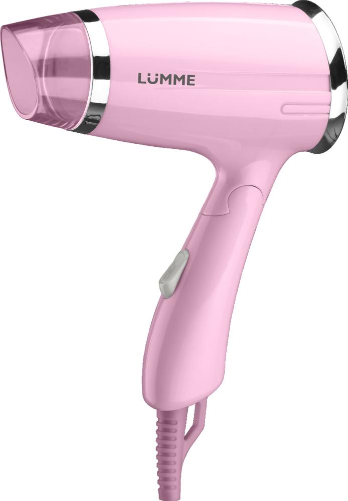 Lumme LU-1042, Pink Opal фен фен lumme lu 1040 1200вт фиолетовый турмалин