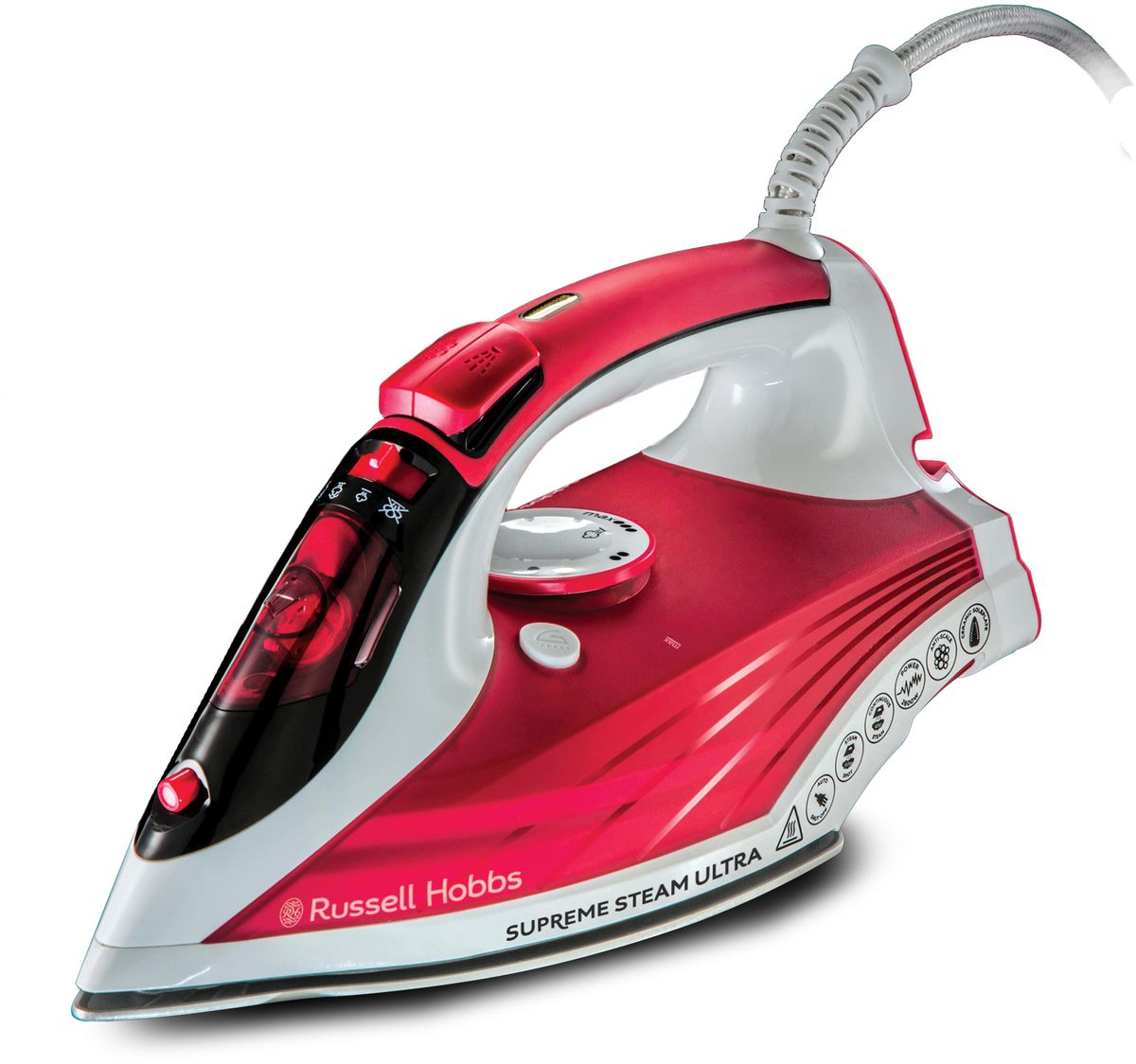 Утюг Russell Hobbs 23991-56, Red