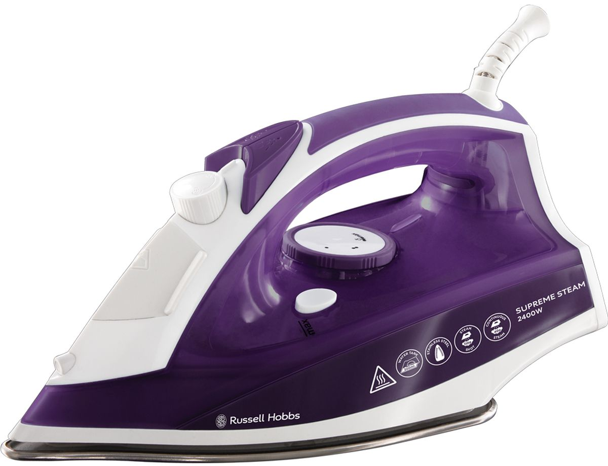 Russell Hobbs 23060-56, Lilac утюг - Утюги