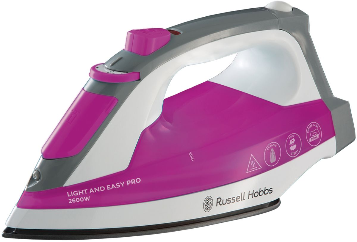 Russell Hobbs 23591-56, Lilac утюг - Утюги