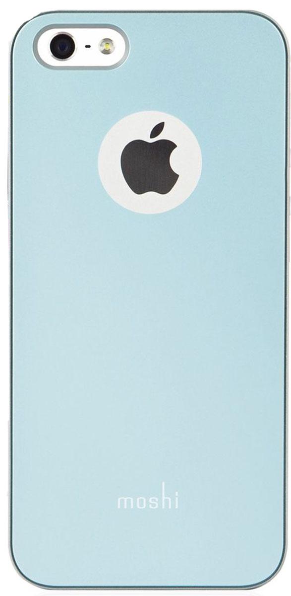 Moshi iGlazeчехол дляiPhone SE/5/5S, Coral Blue99MO061501;99MO061501iGlaze - основная линейка защитных чехлов Moshi. Представляет собой изящный и стильный чехол, защищающий ваш iPhone, сохраняя его оригинальный внешний вид. Все кнопки устройства легко доступны, также, как и управление камерой гаджета, когда он располагается в чехле. Все чехлы нашей линейки оснащены специальным покрытием, обеспечивающим прекрасный внешний вид.Сверхтонкий чехол, идеально подходящий к iPhone.Покрытие повышенной надёжности, гарантирующее дополнительную защиту от царапин.Разработан и протестирован для обеспечения максимальной функциональности вспышки; никаких бликов на фото при испольщовании вспышки.Все кнопки iPhone легко доступны при нахождении гаджета в чехле.