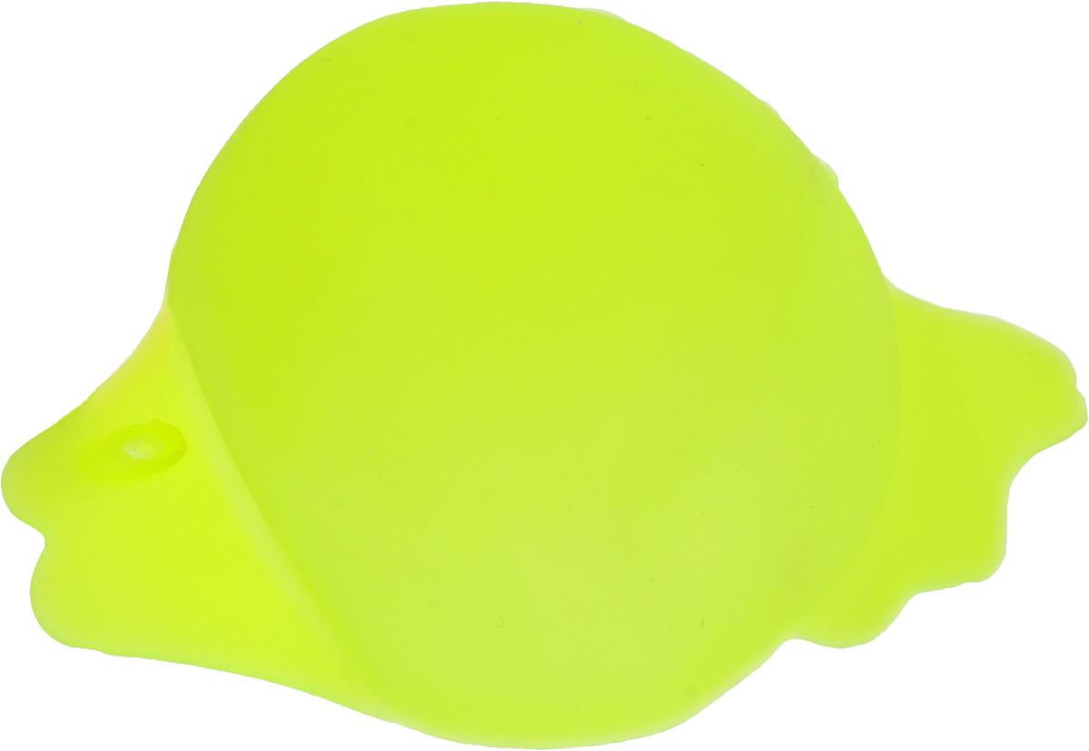 Форма для варки яиц Доляна Цып, цвет: салатовый, 11 х 8 см1000361_салатовыйХотите превратить обычный утренний перекус в изысканный французский завтрак? Приготовьте удивительно вкусное и полезное блюдо - яйца пашот. В этом вам поможет форма для варки яиц Доляна Цып. Благодаря удобной форме вы сможете без труда нафаршировать их зеленью, свежими овощами или кусочками бекона. Мягкий силикон позволит без труда извлечь ваше яйцо из формы, не повредив желток. Аккуратные ручки по краям не дадут обжечься. Изделие из специального пищевого силикона безопасно и гипоаллергенно, не впитывает запахи и не линяет. Силикон отличается своей жаропрочностью и выдерживает температуру от -40 С до +250 С. Емкость легко и удобно хранить, можно мыть в посудомоечной машине. Ее яркая расцветка и оригинальная форма поднимет настроение даже в самое ранее утро.
