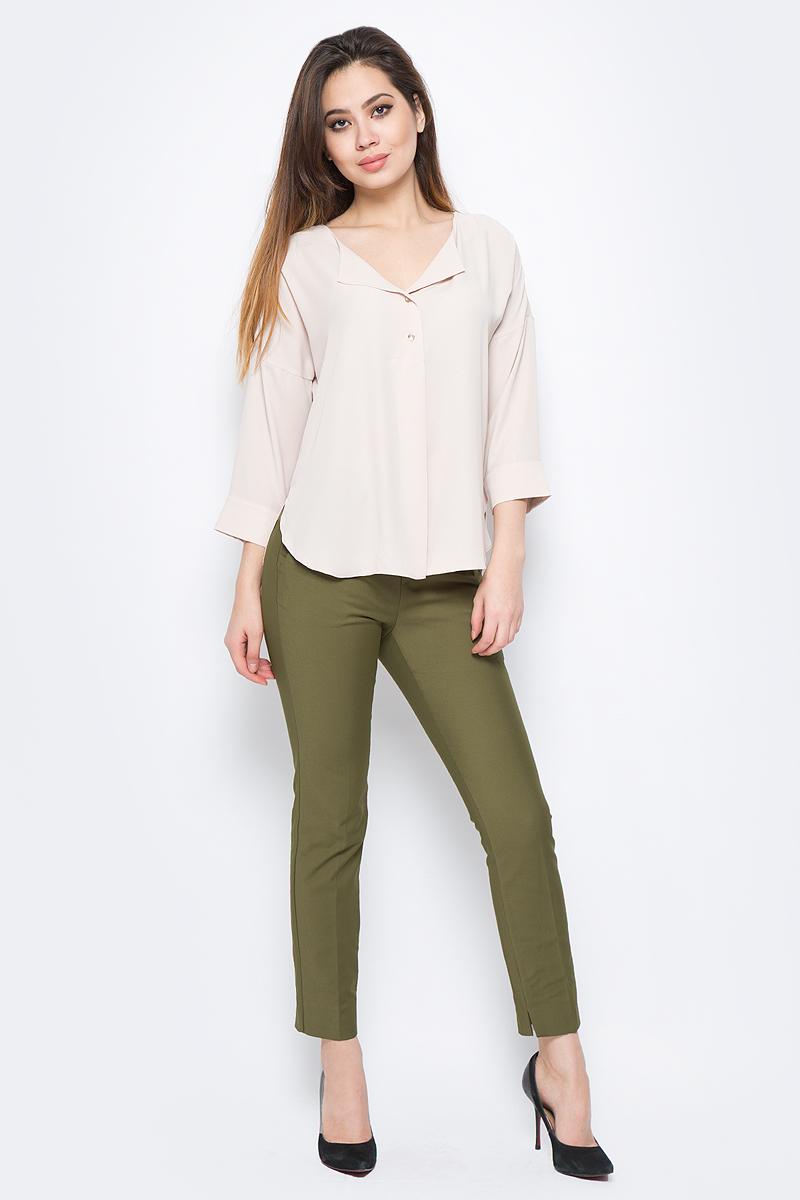 Блузка женская adL, цвет: бежевый. 11528050006_011. Размер L (46/48)11528050006_011