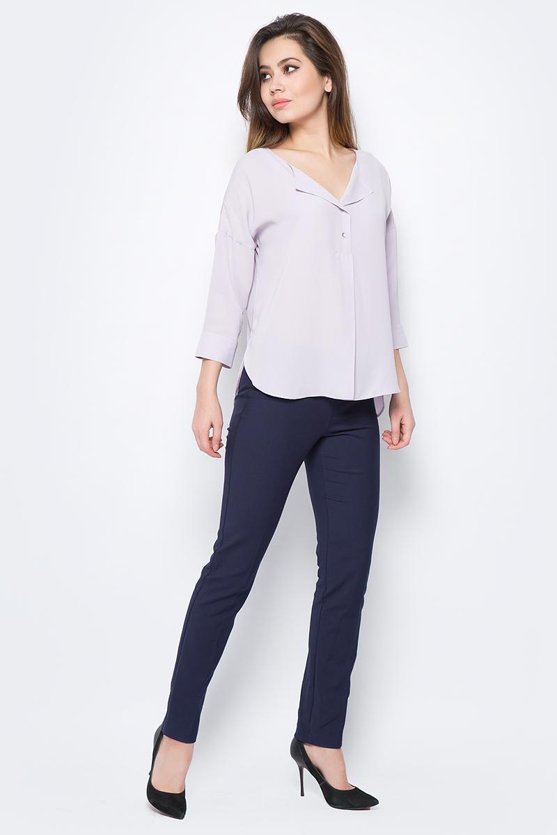 Блузка женская adL, цвет: лиловый. 11528050006_024. Размер L (46/48)11528050006_024