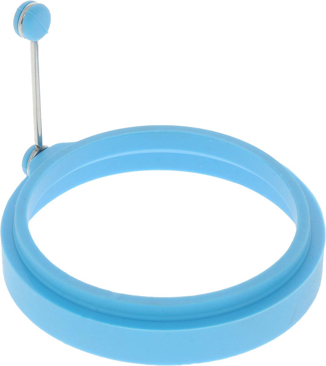 Форма для яичницы Gipfel Eco, цвет: голубой, диаметр 10,5 см