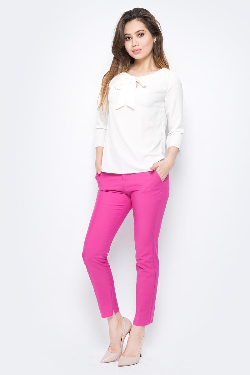 Блузка женская adL, цвет: кремовый. 11527538002_019. Размер XS (40/42)11527538002_019