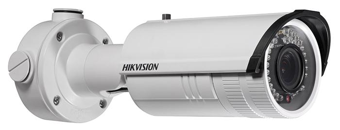 Hikvision DS-2CD2642FWD-IS камера видеонаблюдения ip камера hiwatch ds i126 2 8 12 mm 1 3мп уличная цилиндрическая ip камера с ик подсветкой до 30м 1 3 progressive scan cmos объектив 2 8 12мм у