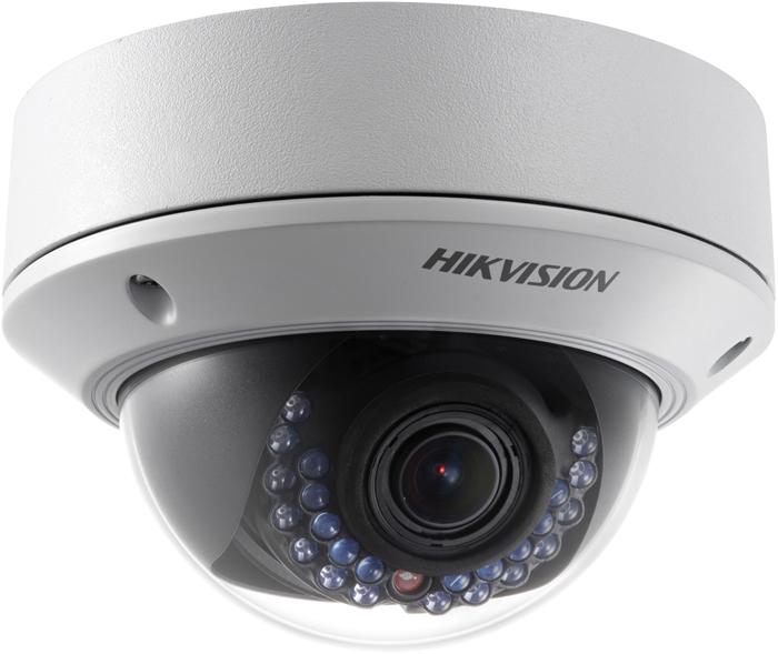 Hikvision DS-2CD2722FWD-IS камера видеонаблюдения ip камера hiwatch ds i122 4 mm 1 3мп уличная купольная мини ip камера ик подсветкой до 15м 1 3 cmos матрица объектив 4мм угол обзора 73 1° ме