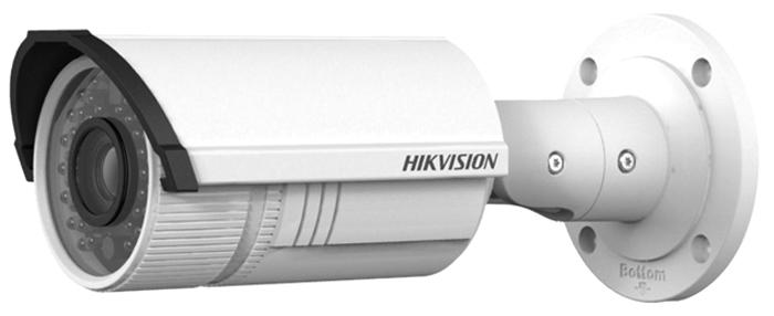 Hikvision DS-2CD2622FWD-IZS камера видеонаблюдения4019932Мп уличная цилиндрическая IP-камера с ИК-подсветкой до 30м 1/2.8 Progressive Scan CMOS; моторизированный вариообъектив 2.8-12мм; угол обзора 106°~35°; механический ИК-фильтр; 0.01лк@F1.2; сжатие H.264/MJPEG/H.264+; двойной поток; 1920?1080@25к/с; WDR 120дБ, 3D DNR, BLC, ROI; обнаружение движения, вторжения в область и пересечения линии; слот для microSD до 128Гб; аудиовход/выход 1/1; тревожные вход/выход 1/1; 1 RJ45 10M/100M Ethernet; DC12В± 25%/PoE(802.3af); 7.5Вт макс; -40 °C...+60 °C; IP67; вес 1.2кг.