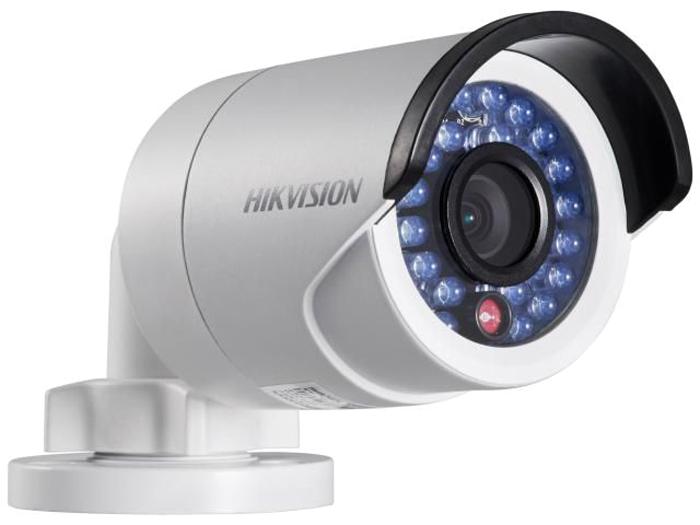 Hikvision DS-2CD2022WD-I 6mm камера видеонаблюдения камера hiwatch ds t200 3 6 mm 2мп уличная цилиндрическая hd tvi камера с ик подсветкой до 20м 1 2 7 cmos матрица объектив 3 6мм угол обзора 82 2