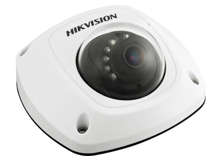 Hikvision DS-2CD2522FWD-IWS 4mm камера видеонаблюдения4301402Мп уличная компактная IP-камера с Wi-Fi и ИК-подсветкой до 10м 1/2.8 Progressive Scan CMOS; объектив 4мм; угол обзора 90°; механический ИК-фильтр; 0.01лк@F1.2; сжатие H.264/MJPEG/H.264+; двойной поток; 1920?1080@25к/с; WDR 120дБ, 3D DNR, BLC, ROI; обнаружение движения, вторжения в область и пересечения линии; слот для microSD до 128Гб; встроенный микрофон, 1 аудиовыход; тревожные вход/выход 1/1; 1 RJ45 10M/100M Ethernet; DC12В± 25%/PoE(802.3af); 5Вт макс; -40 °C...+60 °C; IP67; IK08; вес 0.6кг.