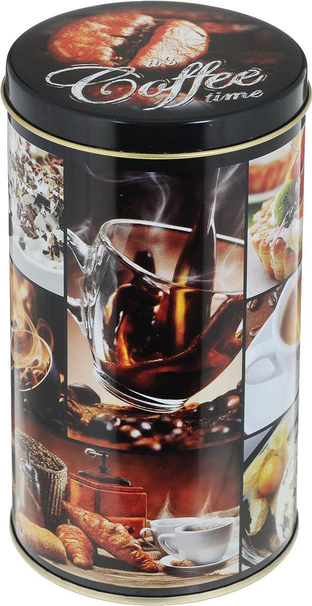 Банка для сыпучих продуктов Рязанская фабрика жестяной упаковки Темный кофе, 900 мл1099_темныйМеталлическая банка Кофе микс - лучший способ сохранить крупы и травы, чай и кофе в наилучшем состоянии.Изделия от Рязанской фабрики жестяной упаковки радуют потребителей уже долгие годы. Чем хороша именно эта банка?- Плотная крышка предохраняет содержимое от высыпания.- Защита от солнечного света продлевает срок годности продуктов.- Яркий дизайн добавит свежую нотку в оформление кухни.- Банка может быть использована для хранения мелких хозяйственных предметов. Наводите порядок на кухне со вкусом!