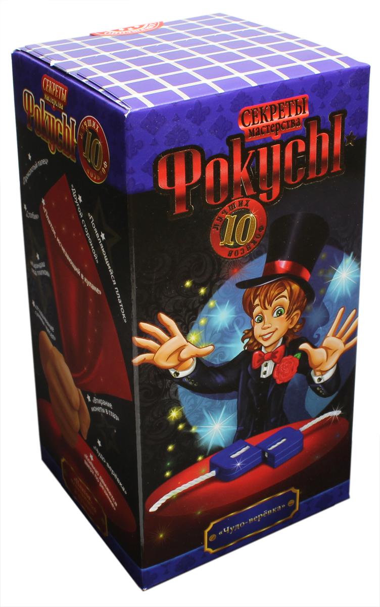 Danko Toys Фокусы Секреты мастерства 10 фокусов F-10-01
