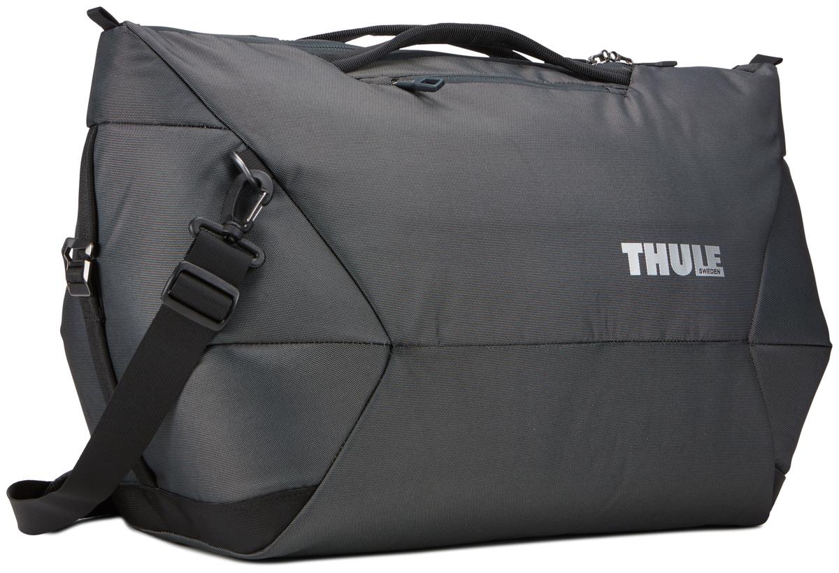 Сумка дорожная Thule Subterra Weekender Duffel, цвет: темно-серый, 45 л