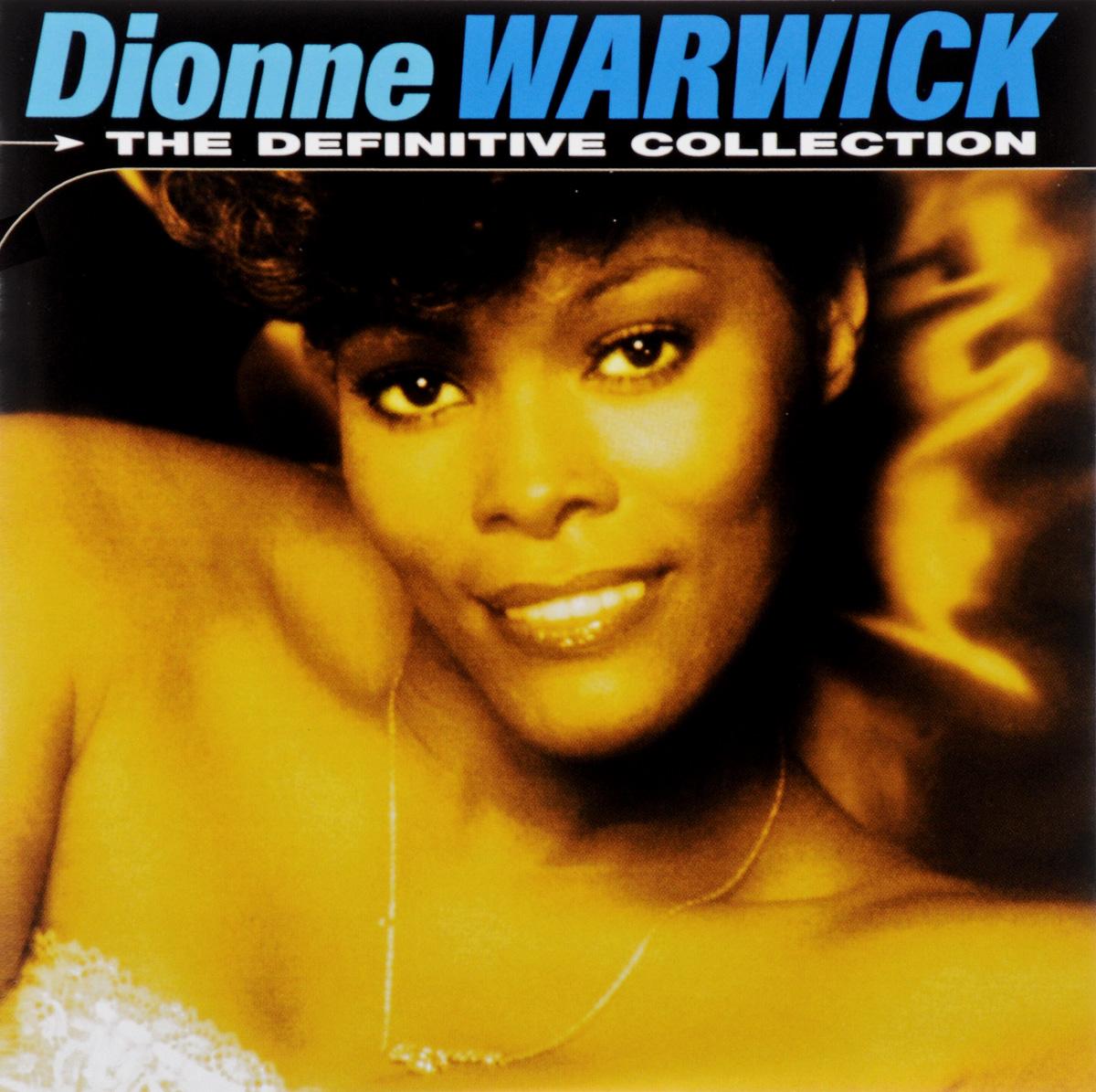 Дайонн Уорвик Dionne Warwick. The Definitive Collection powers the definitive hardcover collection vol 7