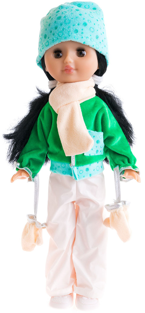 Пластмастер Кукла Рената говорящая 13 фраз