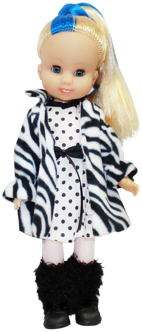 Пластмастер Кукла Виола говорящая 12 фраз