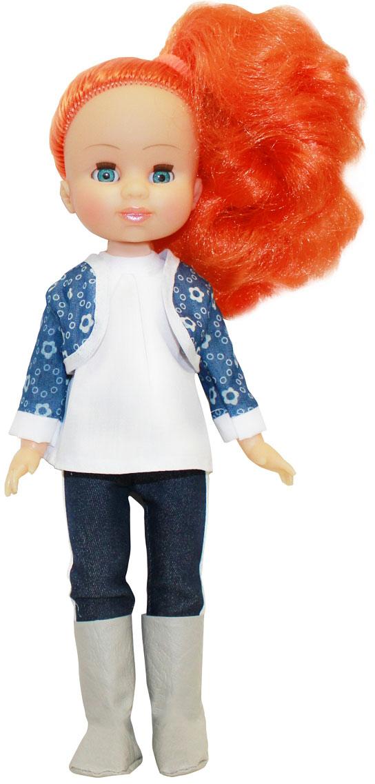 Пластмастер Кукла Алексия говорящая 12 фраз