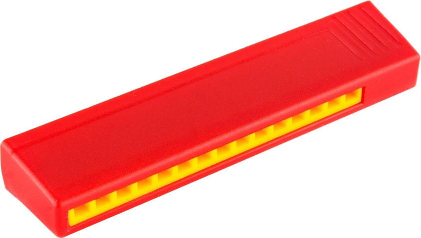 Пластмастер Гармошка цвет красный