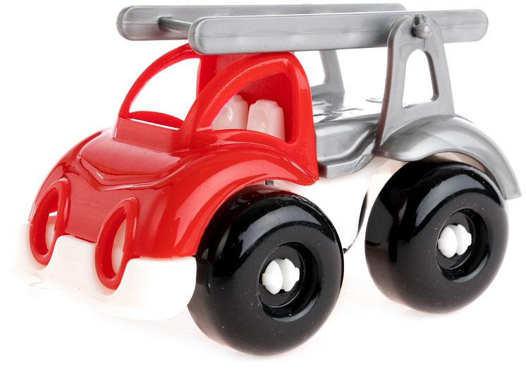 Пластмастер Пожарная машина Малютка калитка на лестницу от детей минск