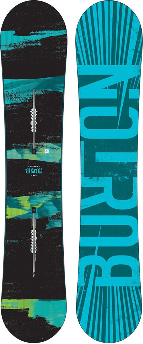 Сноуборд Burton  Ripcord . Ростовка 162 см - Зимние виды спорта