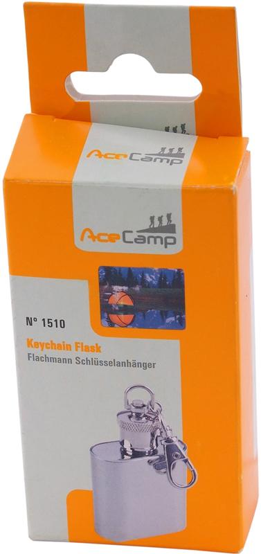 Фляжка-брелок AceCamp