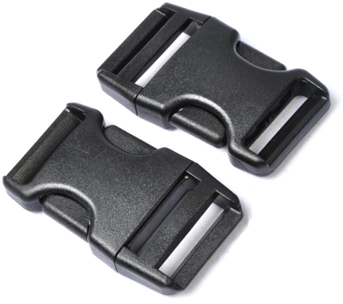 Набор фастексовAceCamp Duraflex SideRelease, 25 мм, 2 шт. 70437043Фастексы Duraflex - это идеальное решение проблем связанных с поломкой фастексов на рюкзаках, сумках, палатках и т.д.Фастексты Duraflex морозо- и жаростойки, что не только устранит неисправность, но и повысит надёжность вашего рюкзака или сумки. Фастексы Duraflex выполнены из высокопрочного и износостойкого материала марки Duraflex.Комплектация: 2 шт. Ширина: 25 мм.Состав: POM (Полиформальдегид).
