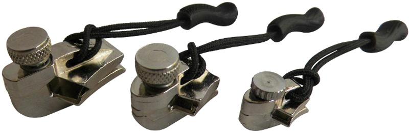 Комплект ремнаборовдлязастежек-молнийAceCamp ZipperRepair,никелированые, цвет: хром, 3 шт. 7063