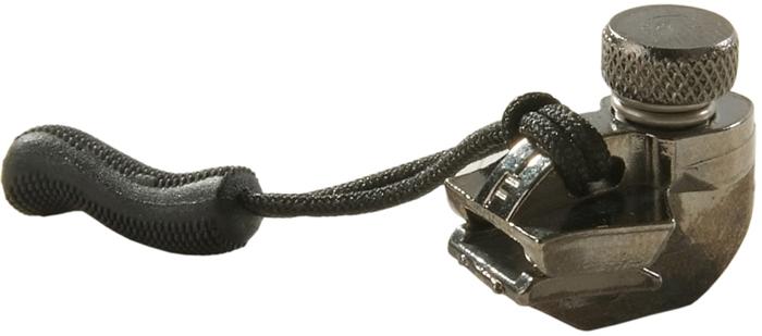 Ремнабордлязастежек-молнийAceCamp ZipperRepair,никелированый, цвет: черный. 7065