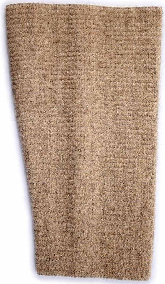 EcoSapiens Наколенник согревающий фиксирующая повязка с шерстью верблюда, размер 2 (S)