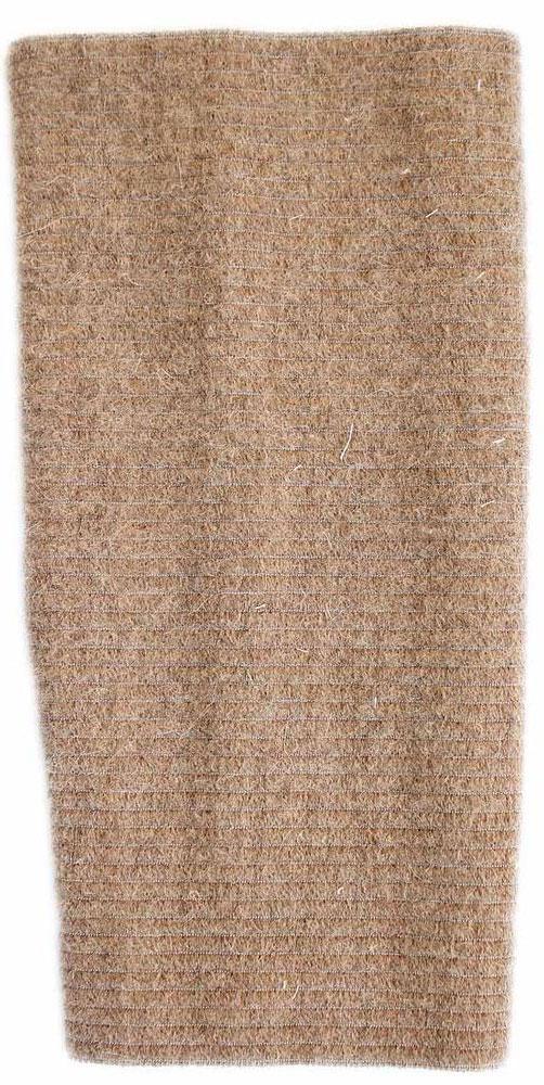 EcoSapiens Налокотник согревающий фиксирующая повязка с шерстью верблюда, размер 4 (L)