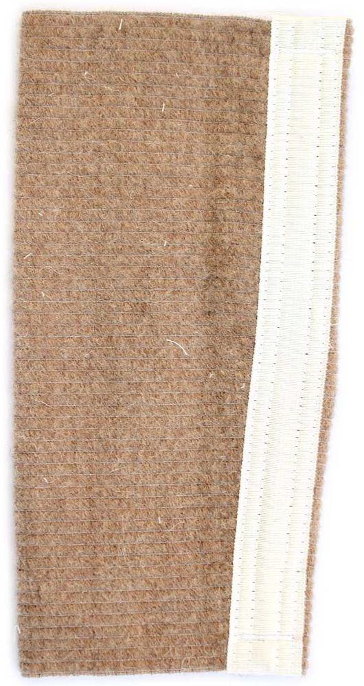 EcoSapiensНалокотник согревающий фиксирующая повязка с шерстью верблюда, размер 4 (L) EcoSapiens