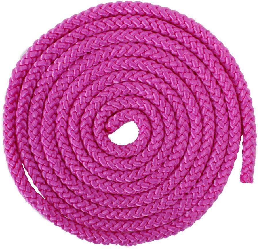 Скакалка гимнастическая Larsen, цвет: розовый, длина 3 м148984Скакалка - это один снарядов в арсенале художественной гимнастики. В качестве дополнительного элемента подготовки она включена в тренировочный процесс велосипедистов, футболистов и боксеров. Гимнастическая скакалка Larsen может быть использована как любителями, так и профессионалами. За небольшой промежуток времени она позволяет укрепить сердечно-сосудистую и дыхательную систему, а также добиться хороших результатов в спорте.Как выбрать кардиотренажер для похудения. Статья OZON Гид