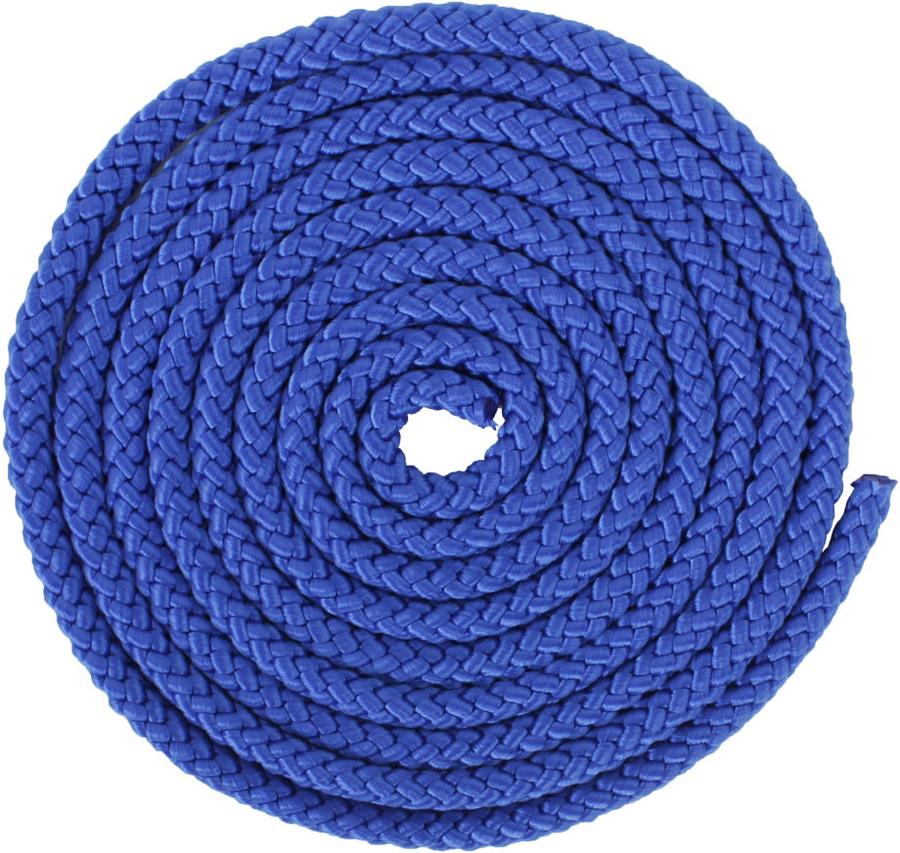 """Скакалка гимнастическая """"Larsen"""", цвет: синий, длина 3 м. 150517"""