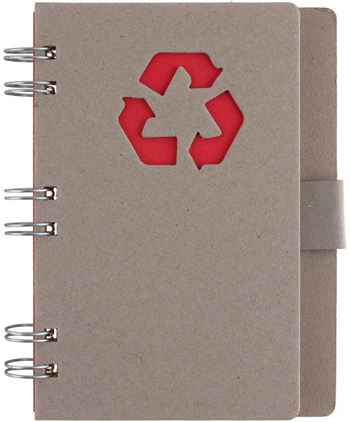 Fiteko Тетрадь 70 листов цвет серый красный RPT-09RPT-09Листы белые не разлинованные - офсетная бумага плотностью 70 г/см2, обложка - переработанная крафт-бумага плотностью 700 г/см2.Данная продукция изготовлена из вторично переработанных материалов. Экотетрадь TM Fiteko очень удобна, компактный формат позволяет без проблем носить с собой даже в кармане, а твердая обложка обеспечит Вам удобную опору при записи или рисовании. Кроме того, что блокнот имеет привлекательный дизайн, Вы можете оформить его в собственный оригинальный стиль, например, с помощью техники декупажа или акриловыми красками. Экотетрадь TM Fiteko могут стать идеальным сувениром для деловых коллег и партнеров. В связи с борьбой мирового сообщества за сохранение чистоты экологии на нашей планете, направление экоканцелярии востребовано и широко развивается во всем мире. Производство, переработка и утилизация таких материалов не загрязняет окружающую среду. TM Fiteko - сохраняя планету!Преимущества экоканцелярии TM Fiteko:- экологически-чистые материалы;- использование крафт-бумаги [высокопрочной бумаги из слабопроваренной, длинноволокнистой целлюлозы];- стильные дизайны;- просчитанная эргономика.Вид крепления: на спирали.Количество листов: 70.Количество, шт: 5.Назначение: для записей.Размер: 110 х 150 мм.Техника: Универсальная.Тип товара: Тетрадь.