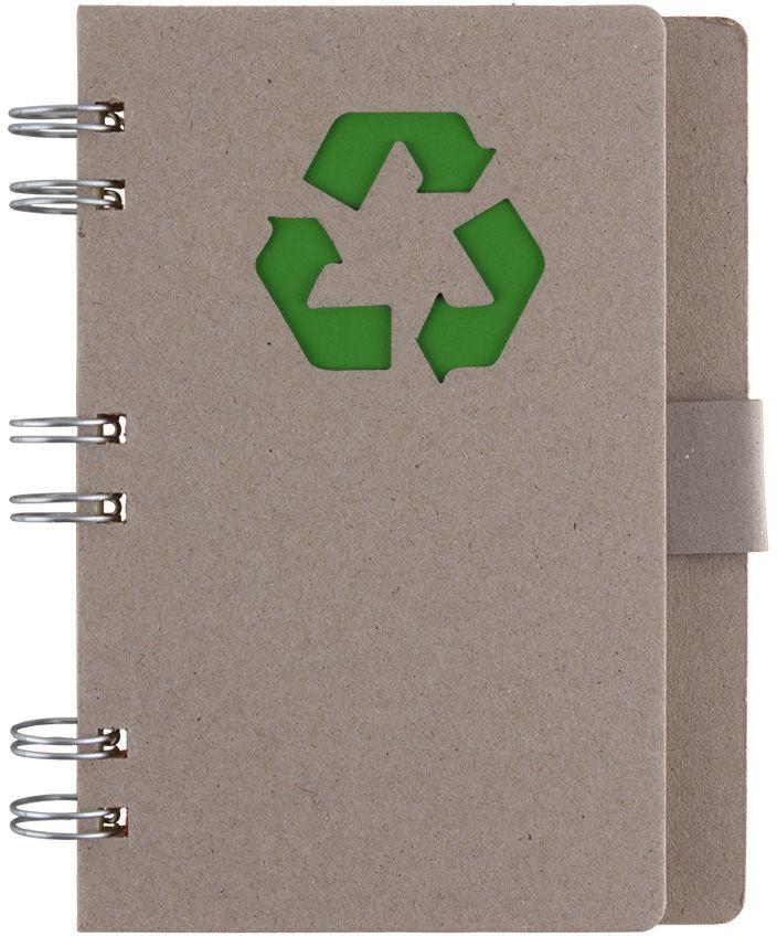 Fiteko Тетрадь 70 листов цвет серый зеленый RPT-09RPT-09Листы белые не разлинованные - офсетная бумага плотностью 70 г/см2, обложка - переработанная крафт-бумага плотностью 700 г/см2.Данная продукция изготовлена из вторично переработанных материалов. Экотетрадь TM Fiteko очень удобна, компактный формат позволяет без проблем носить с собой даже в кармане, а твердая обложка обеспечит Вам удобную опору при записи или рисовании. Кроме того, что блокнот имеет привлекательный дизайн, Вы можете оформить его в собственный оригинальный стиль, например, с помощью техники декупажа или акриловыми красками. Экотетрадь TM Fiteko могут стать идеальным сувениром для деловых коллег и партнеров. В связи с борьбой мирового сообщества за сохранение чистоты экологии на нашей планете, направление экоканцелярии востребовано и широко развивается во всем мире. Производство, переработка и утилизация таких материалов не загрязняет окружающую среду. TM Fiteko - сохраняя планету!Преимущества экоканцелярии TM Fiteko:- экологически-чистые материалы;- использование крафт-бумаги [высокопрочной бумаги из слабопроваренной, длинноволокнистой целлюлозы];- стильные дизайны;- просчитанная эргономика.Вид крепления: на спирали.Количество листов: 70.Количество, шт: 5.Назначение: для записей.Размер: 110 х 150 мм.Техника: Универсальная.Тип товара: Тетрадь.