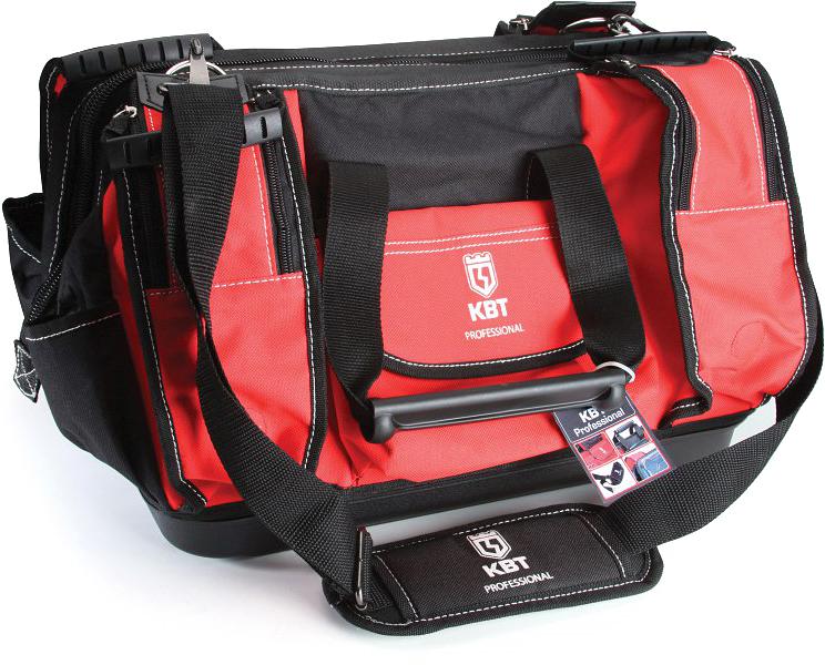 Сумка монтажника КВТ С-05, цвет: красный66144Прочная вместительная сумка КВТ С-05 выполнена из водонепроницаемого материала.Усиленное водозащитное пластиковое дно с высокими бортиками.Специальные защелкивающиеся накладки на ручках для удобства переноски.Ремень с мягким наплечником и металлическими карабинами.Металлические кольца для крепления плечевого ремня.Прочная усиленная молния с крупными звеньями.Сумка выдерживает вес до 30 кг.15 наружных карманов.9 внутренних карманов в одном отделении.