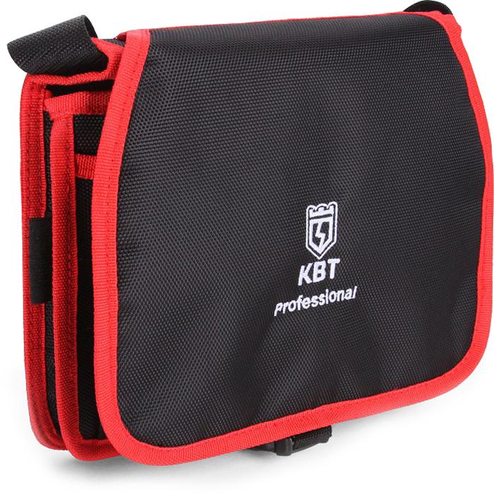 Сумка монтажника КВТ С-10, цвет: черный73564Прочная сумка КВТ С-10 выполнена из водонепроницаемого высококачественного полиэстера 1680D Оксфорд.Имеет регулируемый ремень с возможностью переноски сумки через плечо или крепления сумки на поясе. Сумка выдерживает вес до 5 кг.Одно основное отделение с 6 карманами.4 закрывающихся клапаном кармана на лицевой стороне.2 крепежных элемента по бокам сумки.