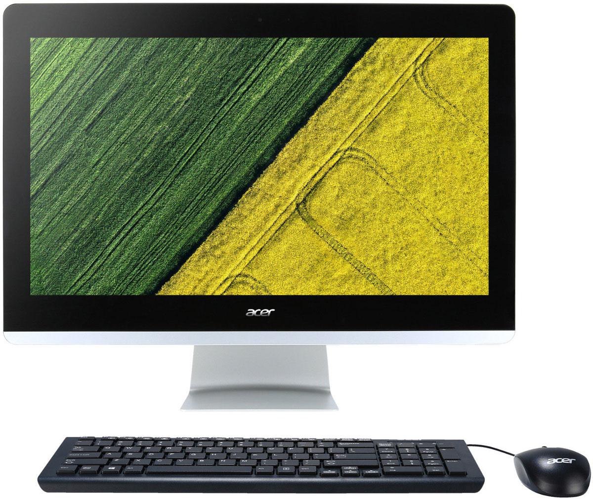Acer Aspire Z22-780, Black моноблок (DQ.B82ER.001) - Настольные компьютеры и моноблоки