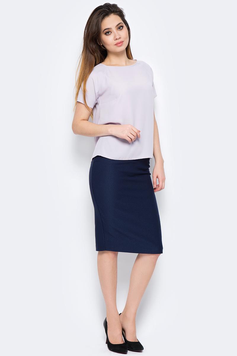Блузка женская adL, цвет: лиловый. 11524788011_024. Размер S (42/44)11524788011_024