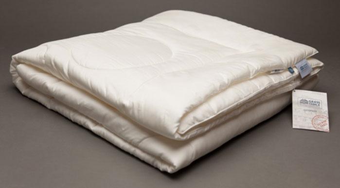 Одеяло Grass Familie Tensel Familie Bio, всесезонное, наполнитель: эвкалиптовое волокно, микроволокно, тенсел, цвет: белый, 200 х 220 смFB-9640Всесезонное одеяло Tensel Familie Bio создаст комфорт и уют во время сна.Волокно TENCEL используемое в качестве наполнителя и ткань сатин из 100% TENCEL гарантируют спокойный и расслабляющий сон с оптимальным выравниваем температуры и идеальным регулированием влажности. Превосходный климат сна на всю ночь. Стирка при температуре до 40С°. Не вызывает аллергии.