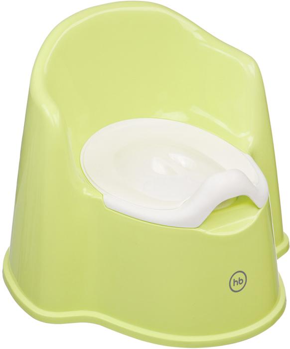 Happy Baby Горшок детский Zozzy цвет салатовый белый -  Горшки и адаптеры для унитаза