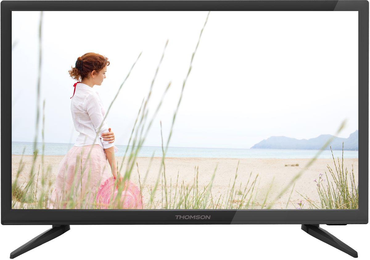 цена на Thomson T22FTE1020, Black телевизор