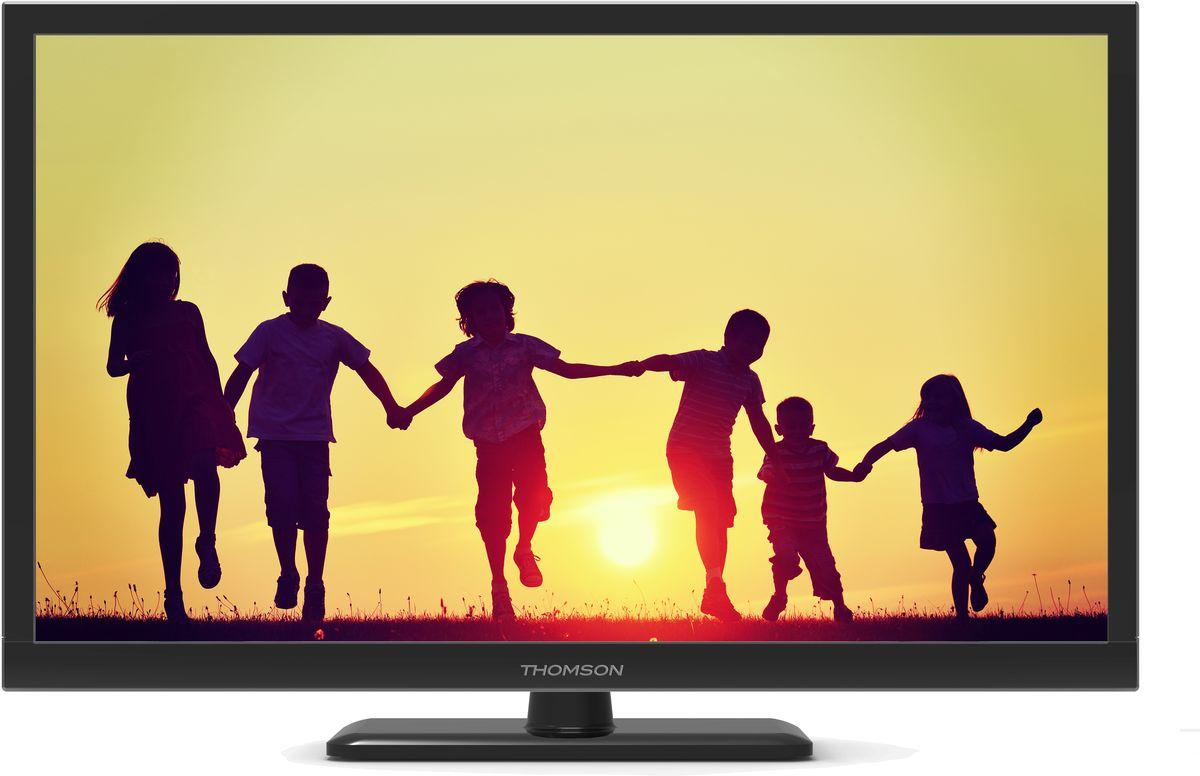 Thomson T24RTE1080, Black телевизор - Телевизоры