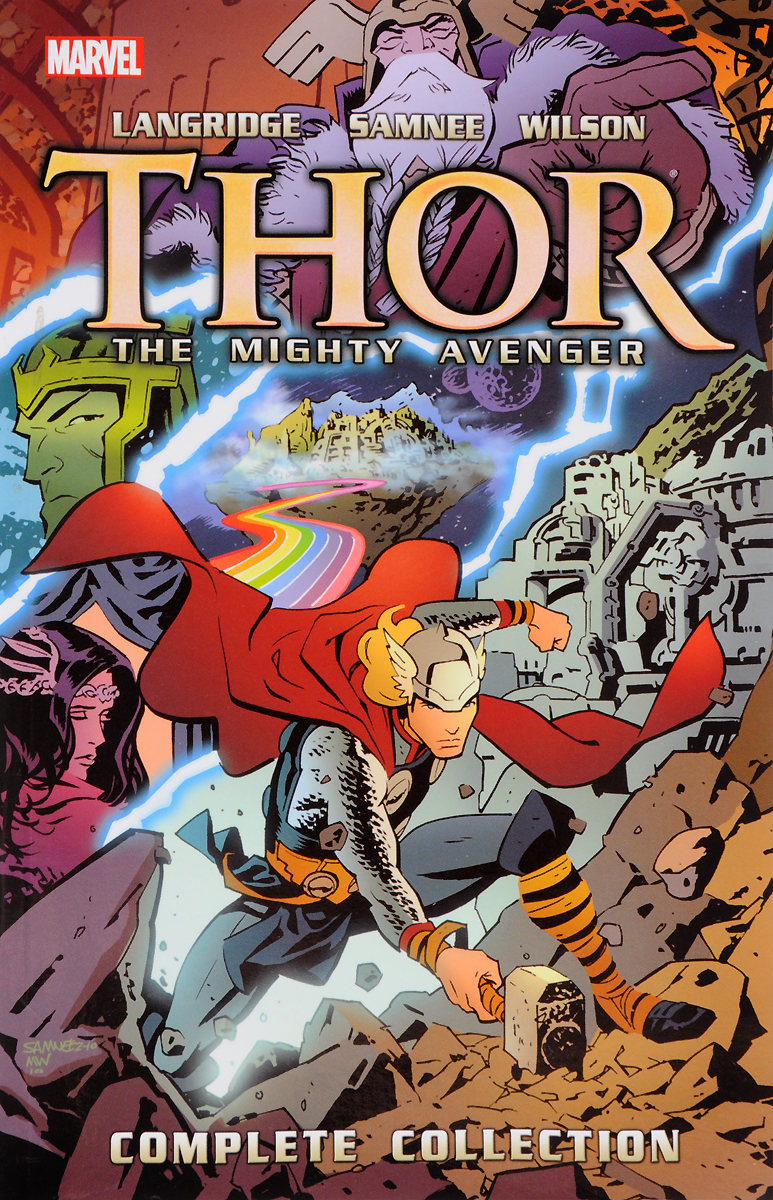 Thor: The Mighty Avenger the son avenger