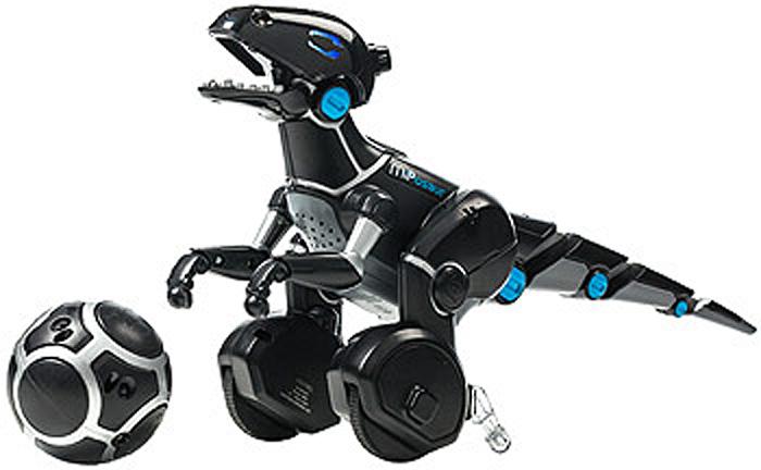 WowWee Робот Мипозавр цвет черный робот mip черный