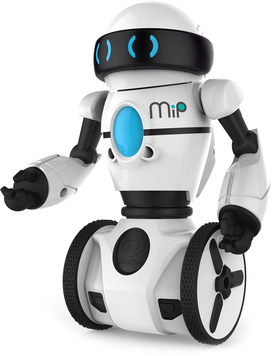 WowWee Робот MIP цвет белый робот mip черный