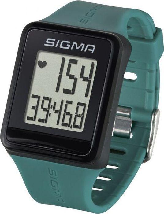 Пульсометр Sigma iD.GO, цвет: зеленыйSIG_24520Самый простой пульсометр Sigma iD.GO в новом дизайне! Следите за своим пульсом ежедневно!Пульсометр Sigma Sport ID.GO, простое управление с помощью мультифункциональной клавиши, чёткий дисплей.Особенности:влагозащищенныйЭКГ-точностьбольшой экран и цифрыуправление одной кнопкойсекундомер с десятыми долями секунды и возможность его использования без надевания нагрудного датчикаФункции:ПульсЧасыСекундомер Как начать бегать: советы тренера. Статья OZON Гид